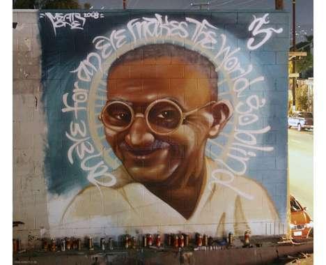 11 Gandhi Tributes