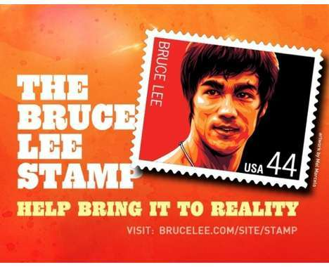 30 Perfect Postage Stamps