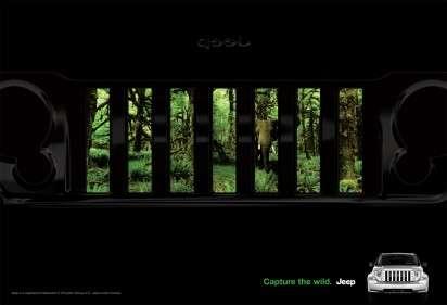Car Grill Prison Ads