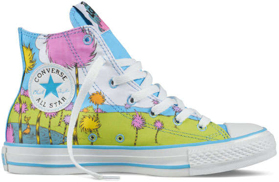 Seussical Scenery Shoes