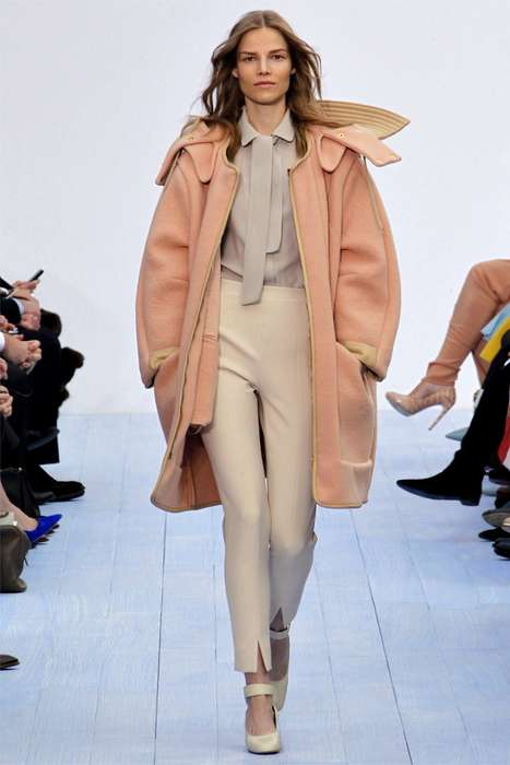 Oversized Outerwear Collections