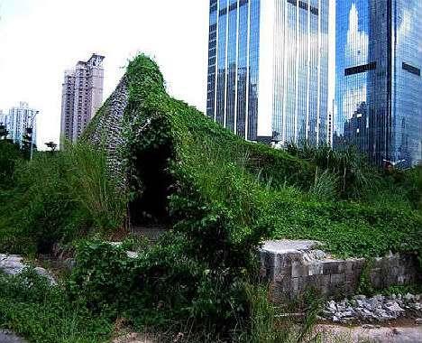 Guerilla City Buildings