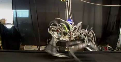 Darpa Creates the World's Fastest Robotic Cheetah