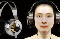 Hefty Luxe Headphones - Final Design's Muramasa VIII is Carved Out of Stainless Steel