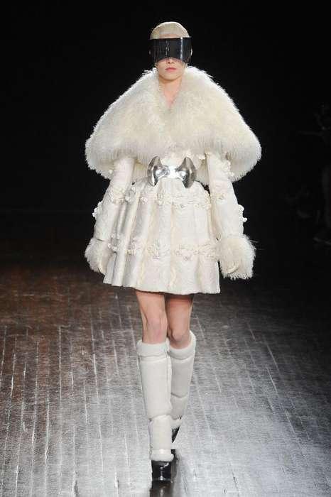 Futuristic Snow Fashion