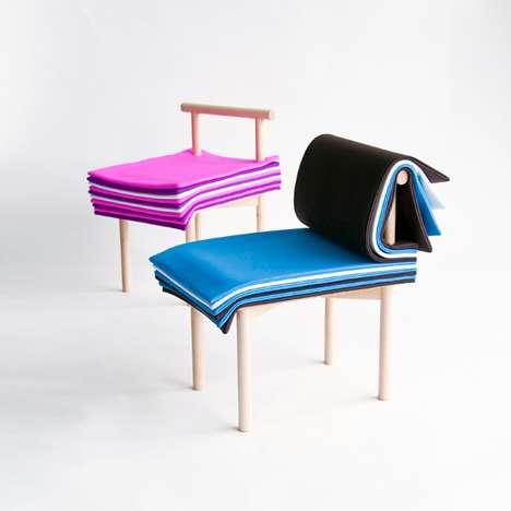 Funky Flip-Over Furniture