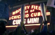 Fictional Championship Commercials - The 'Cubs Win' MLB 12 Advertisement Pulls Heart Stings for Fans