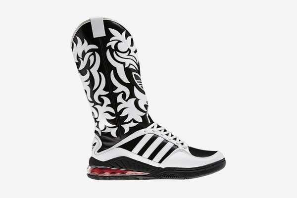 Jeremy Scott Cowboy Boot Sneaker