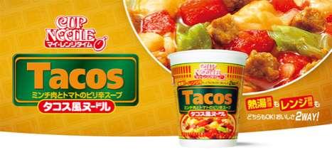 Tempting Tex-Mex Noodles