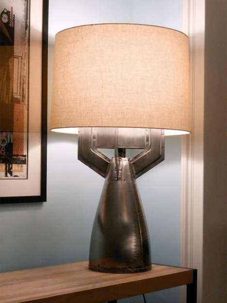 Bomb-Made Furniture