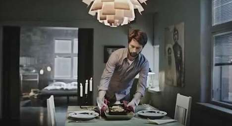 The Atria Dinner Ad Proves it's Easy to Make Food