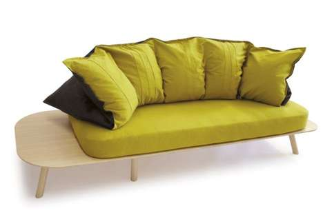 Morphing Couch Cushions