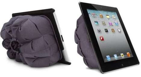 Sleeping Bag-Like Tablet Totes