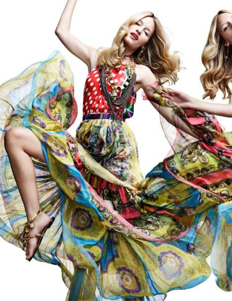 Visionary Shapeshifting Gowns