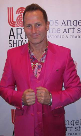 Charitable Color Campaigns  - Men in Pink Raises Money for Cancer