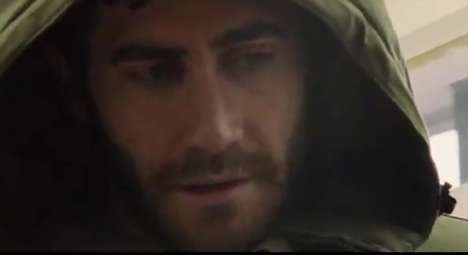 Jake Gyllenhaal for The Shoes 'Time to Dance' Film is Creepy