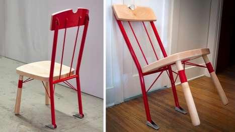 Door-Jamming Seats