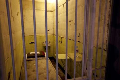 Prison Replication Inns - The Intimidating Hotel Alcatraz Pops Up in London