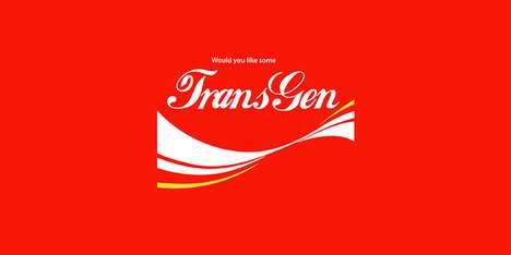 Transgender Logo Remixes