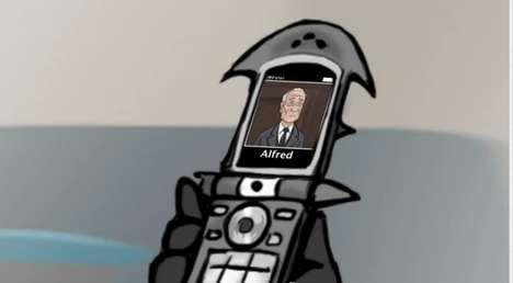 Superhero Smartphone Squabbles