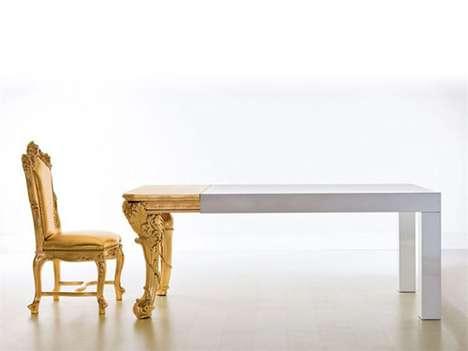 Quarter-Ornate Furniture