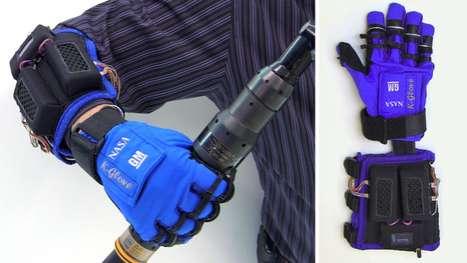 Robotic Grip Gauntlets