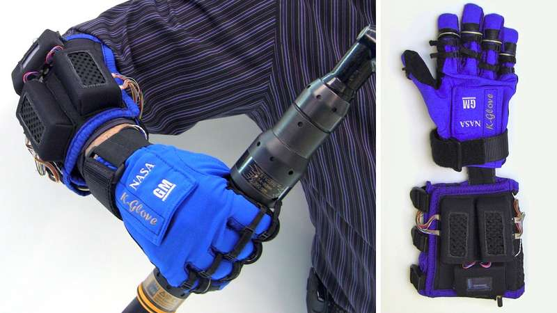 Robotic Grip Gauntlets
