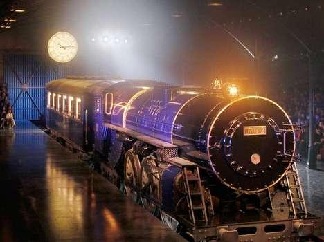 Lavish Locomotive Luxury