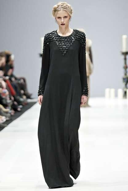 Goth-Chic Fashion Shows
