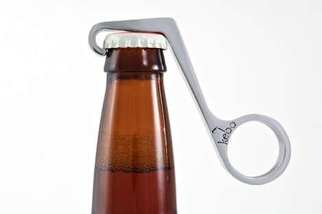 One-Handed Bottle Openers