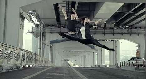 Dancing Denim Adverts