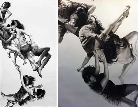 Dynamic Dancing Drawings