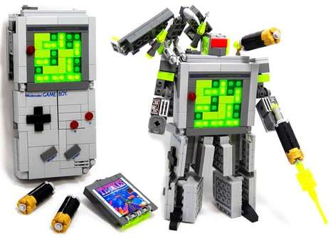 Game Boy Robots