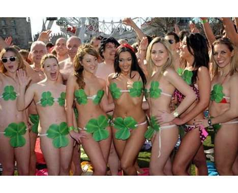 In Honor of the Arrival of St. Patrick's Day 2012