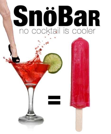 Alcoholic Frozen Treats