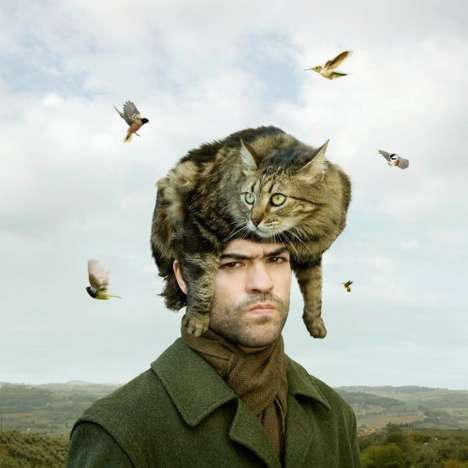 Surreal Personality Portraits