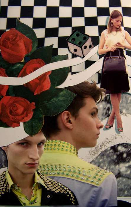 Eclectic Collage Campaigns