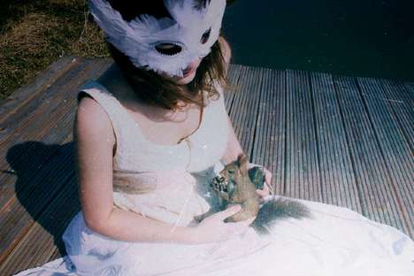 Eerie Masquerade Photography