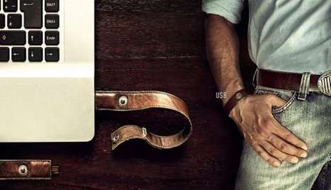 Worn-In Tech Accessories