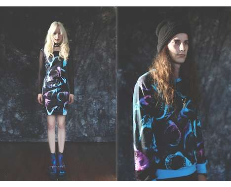 100 Glam-Grunge Fashion Innovations