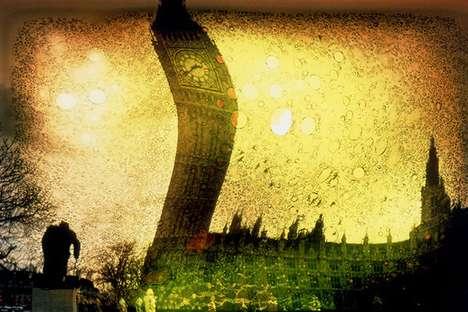 Languid London Shoots