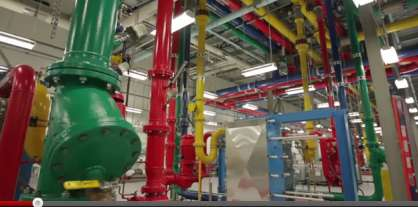 Sustainable Water Cooling