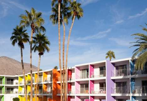 Candy-Colored Hotels