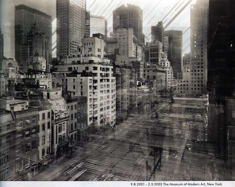 Multiple-Year Exposure Photography