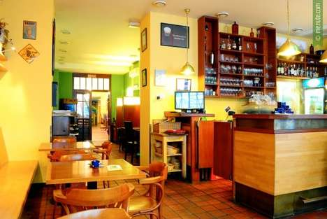 Rehab Restaurants - 'Cafe Therapy' in Prague Helps People Overcome Drug Addictions