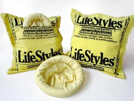 Comfy Contraceptive Cushions