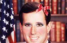 Cross-Dressed Politician Parodies
