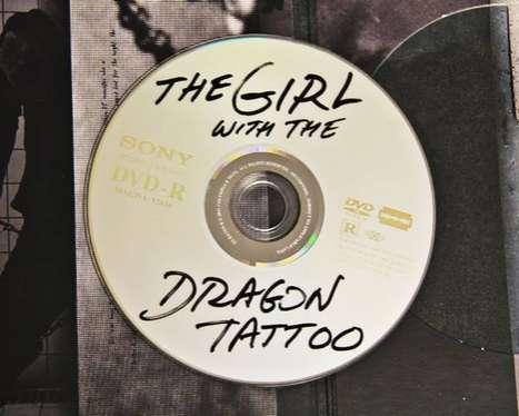Faux Bootleg Disc Designs
