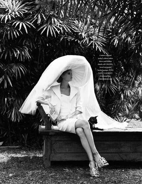 Glamorous Ivory Fashion