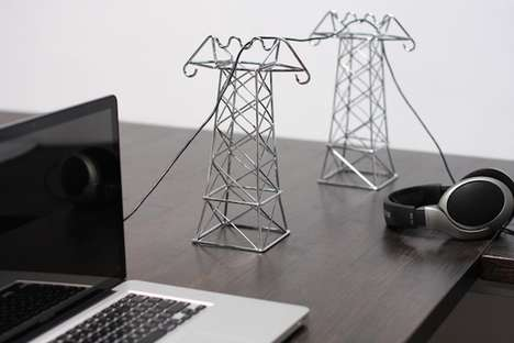 Mini Transmission Towers